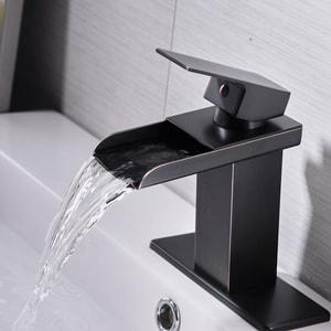 BWE deck mount unique bathroom faucet