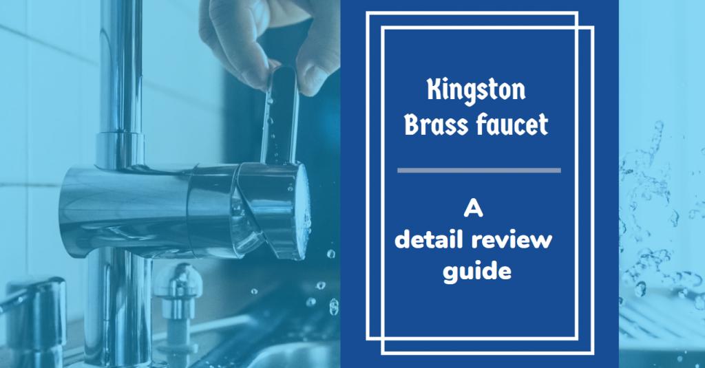 kingston barss faucet