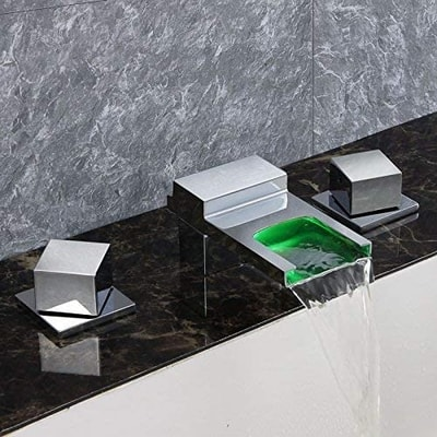 Homili milly LED light faucet