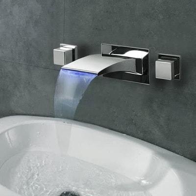 unique bronze bathroom faucets