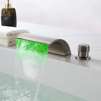 unique bathroom sink bowls with faucets