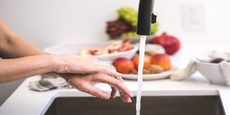 why touch faucet is better than tocuhless faucet