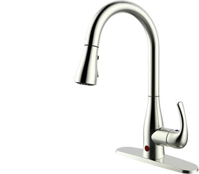 Biobidet flow motion sensor faucet – best hands free kitchen faucet reviews