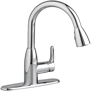 best faucet finish for hard water