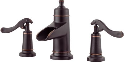 pfister oil rubbed bronze bathroom faucet