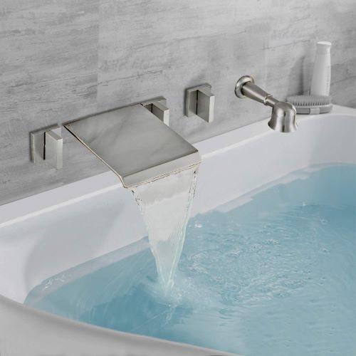 unique bathroom sink faucet