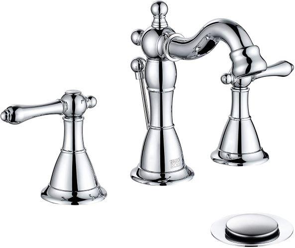Enzo RODI Chrome Bathroom Faucet