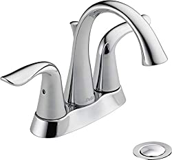 centerset hard water bathroom faucet