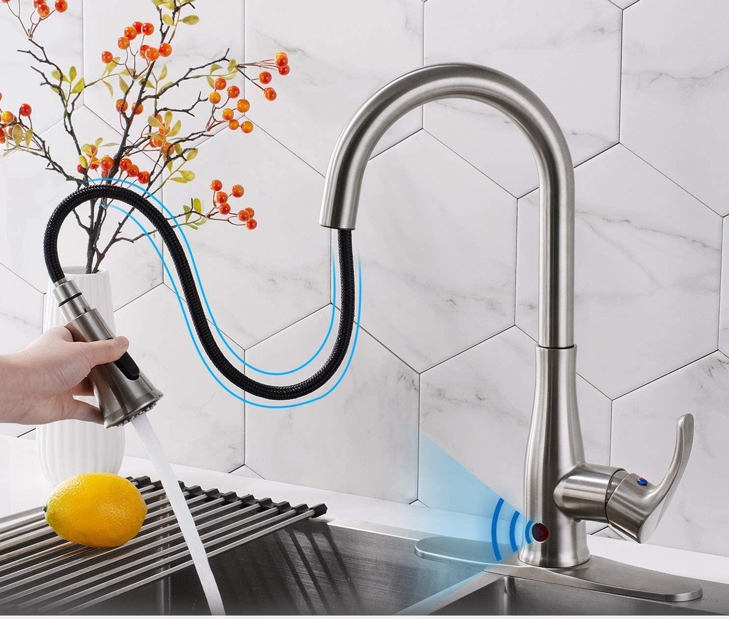 delta trask faucet review