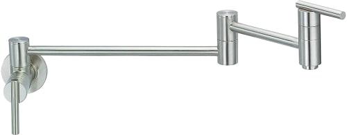 Danze D205058SS Parma Wall Mount Pot Filler faucet