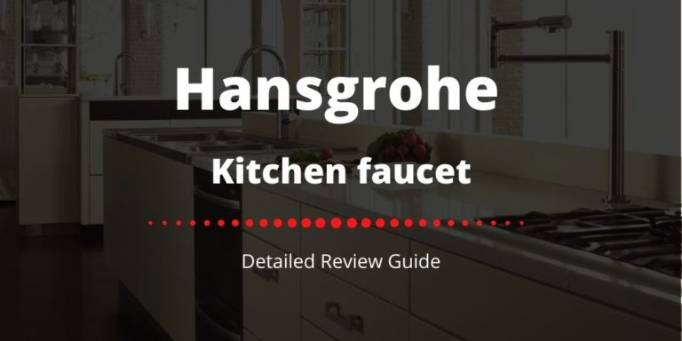 hnsgrohe kitchen faucet reviews