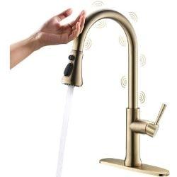 bagnolux touch faucet
