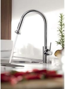 hansgrohe kitchen faucet reviews