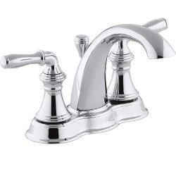 kohler centerset faucet