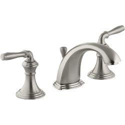 kohler widespread faucet
