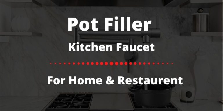 pot filler kitchen faucet reviews