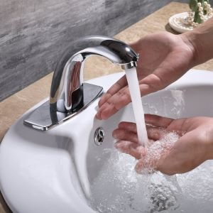 touchless bathroom faucet review