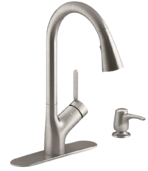 kohler setra touchless kitchen faucet review