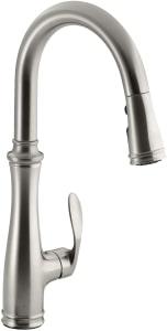 kohler bellera best but kitchen faucets
