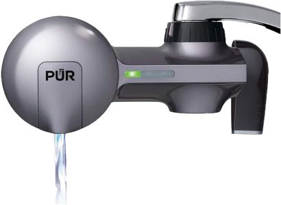 clean pur water filter faucet