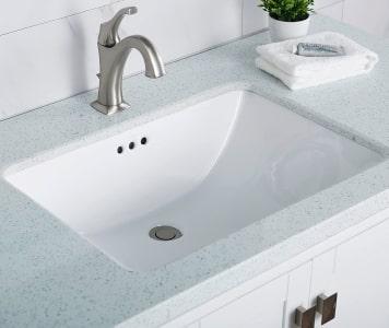 Kraus Bathroom Sink For Quartz Countertop