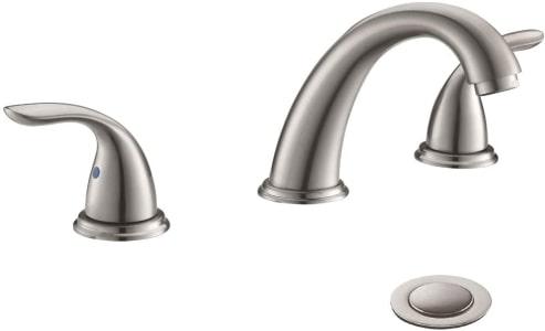 Phiestina Widespread Bathroom Faucet