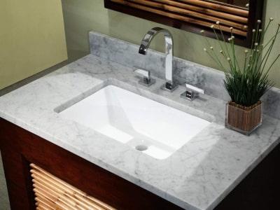 Kingsman Rectangle Bathroom Sink