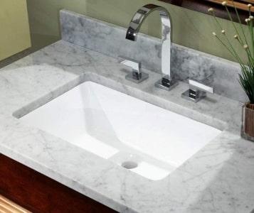 Kingsman Bathroom Sink For Quartz Countertop
