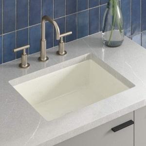 Kohler Rectangular Undermount Bathroom Sink