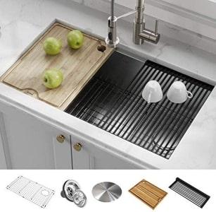 Kraus Kitchen Sink For Quartz Countertop