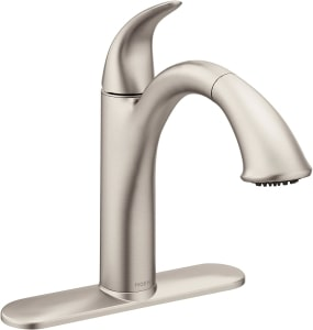 Moen Camerist Pull Out Kitchen Faucet Review