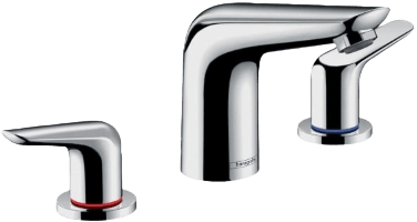 Hansgrohe Focus – Bathroom Sink Faucet For Hard Water