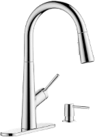 Hansgrohe Lacuna Pull Down Kitchen Faucet Reviews