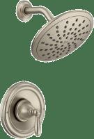 Moen Brantford  Shower Faucets For Hard Water