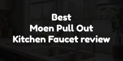 best moen pull out kitchen faucet review