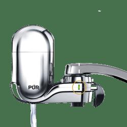 pur davanced water filter sensor