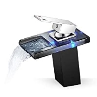 ROVOGO Budget Glass Waterfall Faucet