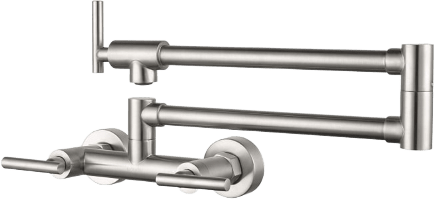 WOWOW Hot and Cold Pot Filler Faucet