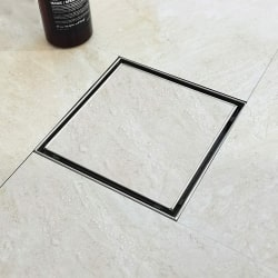 How To Install a Shower Drain In Concrete Floor