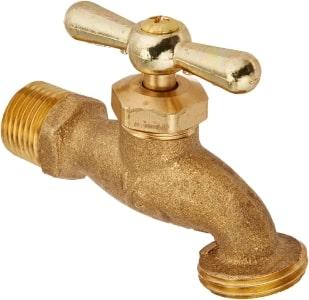 Mueller Frost Free Outdoor Water Faucet