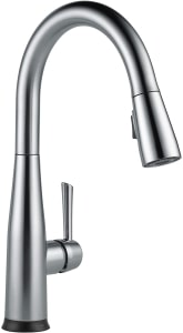 Delta Essa Single Handle Touch-sensitive Stylish best modern Kitchen Faucets